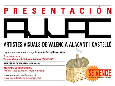 Presentación de AVVAC en: