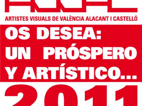 Próspero y artístico... 2011