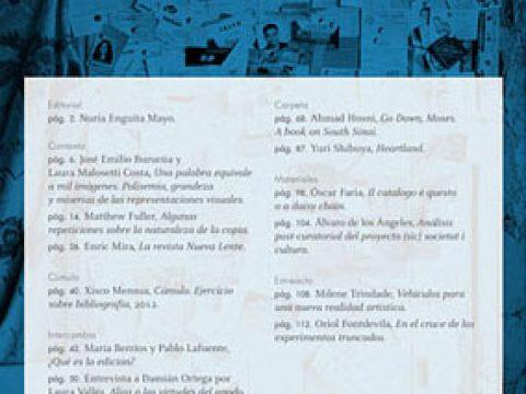 EDITORIAL CONCRETA / Milene trindade / Laura Vallés