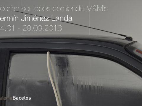 PODÍAN SER LOBOS COMIENDO M&M'S / Fermín Jiménez Landa