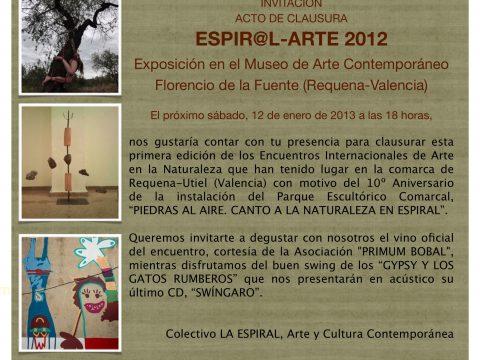 ESPIR@L-ARTE 2012 / Emilio Gallego