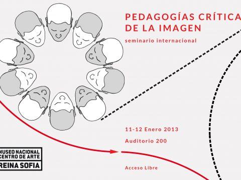 PEDAGOGÍAS CRÍTICAS DE LA IMAGEN / Virginia Villaplana