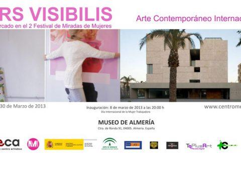 ARS VISIBILIS / Art al Quadrat, Lola Calzada