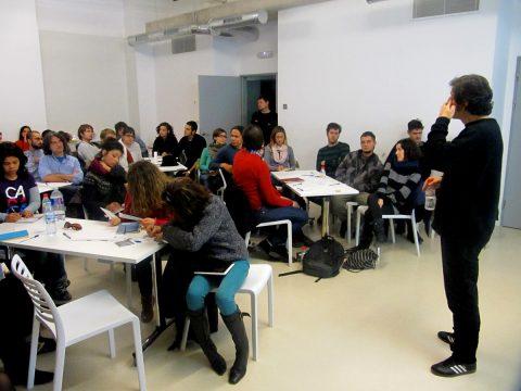Conferencia-taller con MIRA BERNABEU