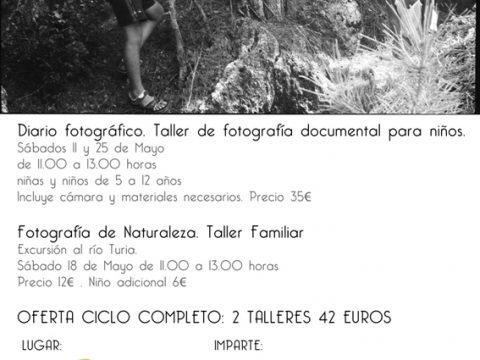 Ciclo de fotografía para niños / Verónica Francés