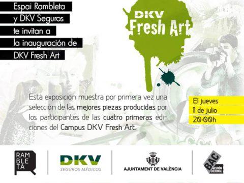Fresh Art / Joaquín Ruíz Espinosa