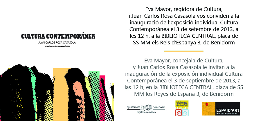 invitación culturacontemporánea