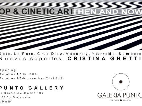 Op & Cinetic Art/ Cristina Ghetti