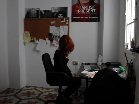 Vídeo-llamada-acción / Verónica Francés en espaivisor