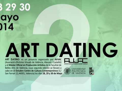 ART DATING 2 / Mayo 2014
