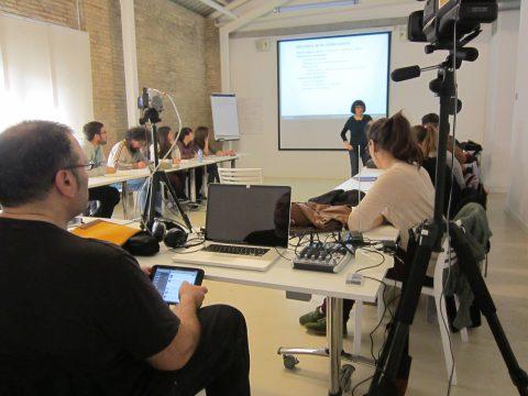 Taller Producción y gestión colaborativa en livestream