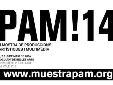 PAM! Muestra de Artes Visuales y multimedia