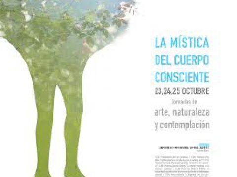 Conferencias sobre arte, naturaleza y contemplación