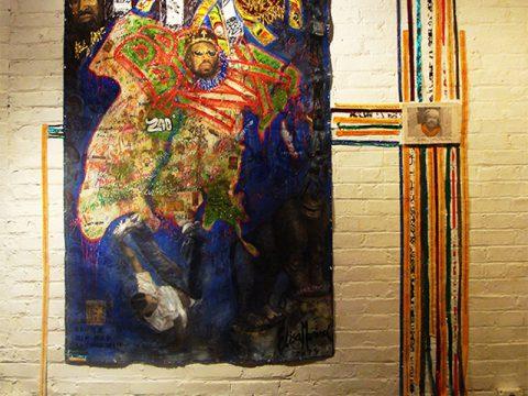 Elisa Merino / 4ª Bienal de arte latinoamericano