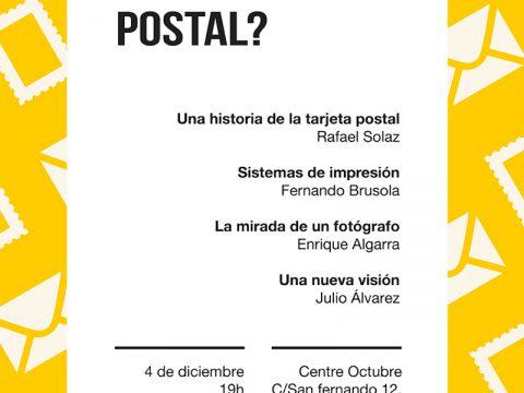 Lola Calzada / ¿Qué fue de la postal?
