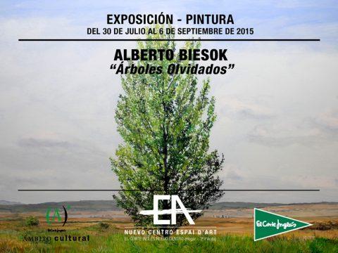 Árboles olvidados / Alberto Biesok