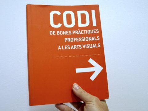 Código y modelo de contrato entre artista y galería