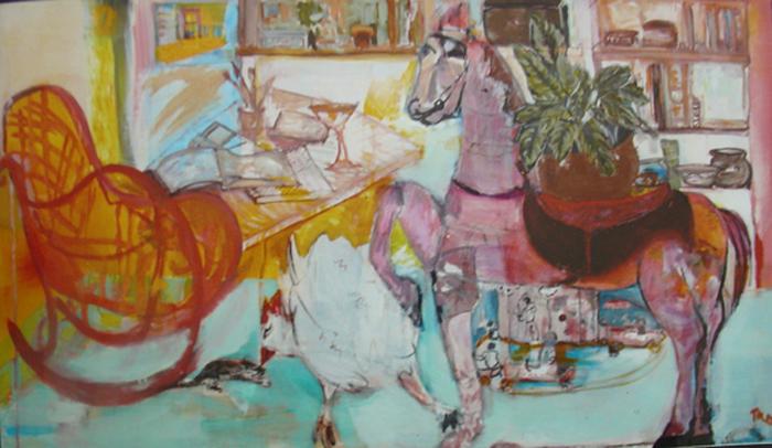 AVVAC , Artistes Visuals de València, Alacant i Castelló - Teresa Ruíz de Lobera