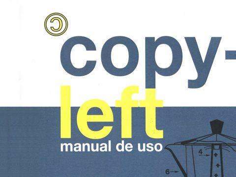 Copyleft. Manual de uso