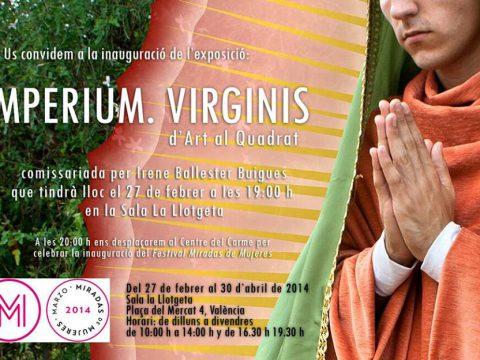 Imperium.Virginis / Art al Quadrat