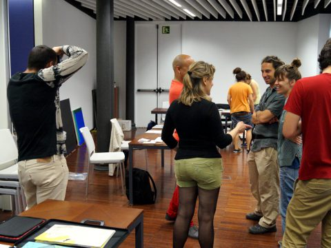 ART DATING 2 / Segunda jornada