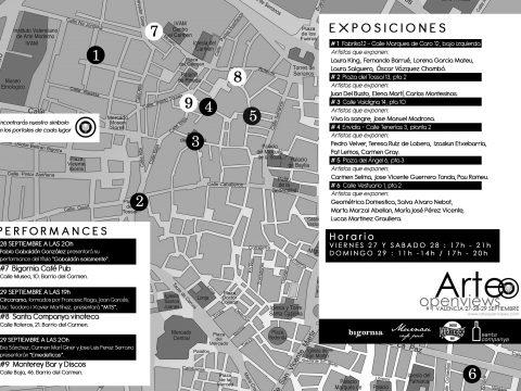 Arte Open Views / Fernando Barrué