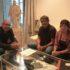 Reunió amb Xavier Rius, Diputat de Cultura de València.