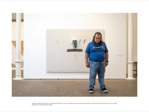 AVVAC, Artistes Visuals de València, Alacant i Castelló - Alfonso Legaz