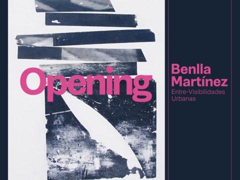 Benlla Martínez/ Exposición: Entre-visibilidades urbanas/ Del 28-02 al 11-04/ Galería La Mercería. València